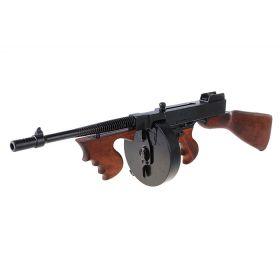 Макет пистолет-пулемета Томпсон, 45 мм, Америка 1928 г., Tommy-Gun,