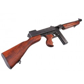 "Макет пистолет-пулемета Томпсон, 45 мм, Америка 1928 г., ""M1""  пистолет-пулемета Томпсон (),"