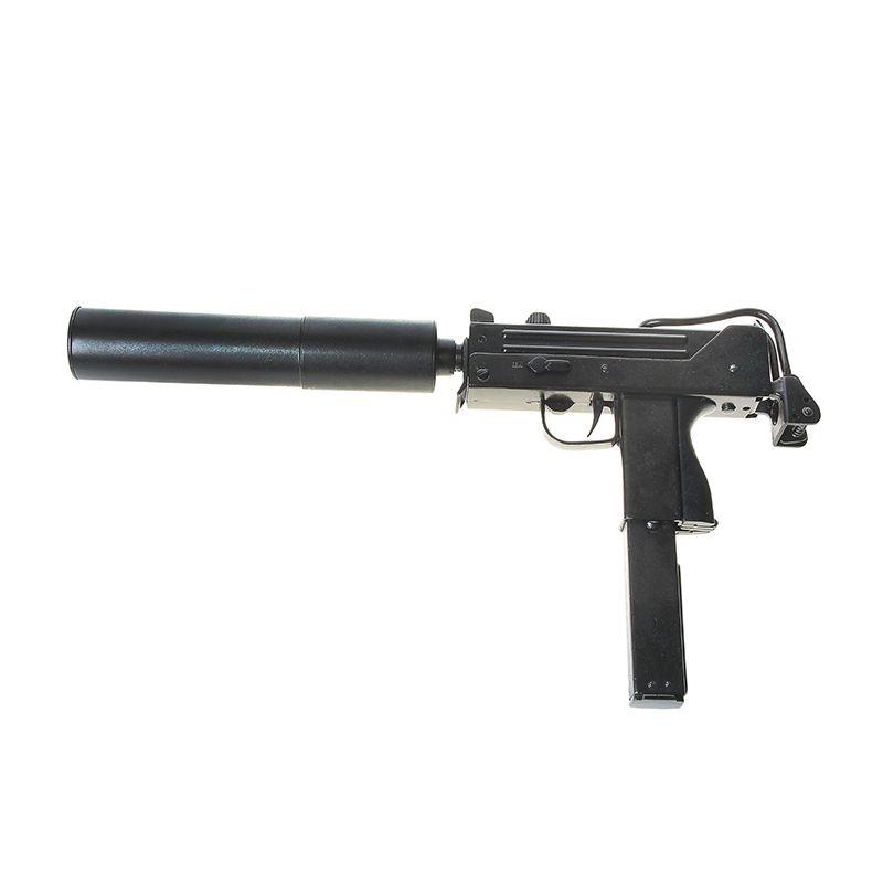 Макет автомат. пистолета с глушителем Инграм, США, 1972 г. автоматического пистолета с глушит