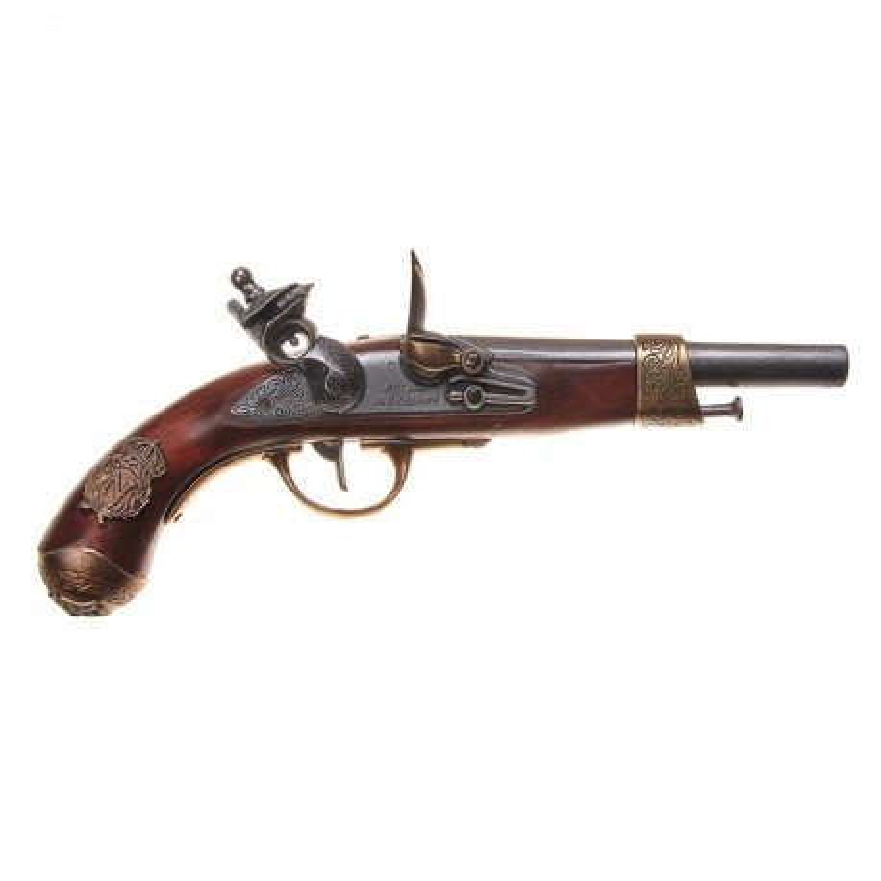 Макет пистолета Наполеона Gribeauval, Франция, 1806 г.