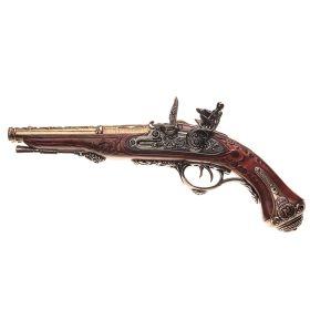 Макет 2-х ствольного пистолета Наполеона France, St. Etienne,