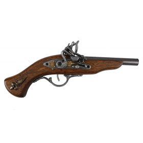 Оружие сувенирное Пистоль Italy