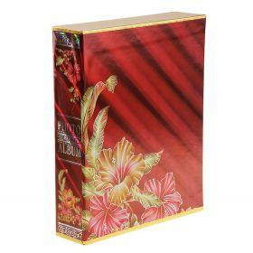 "Фотоальбом в коробке ""Мелодия цветов"" на 200 фото 13x18 см, МИКС"