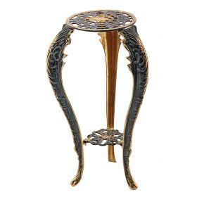Консоль под вазу эмаль ручное нанесение
