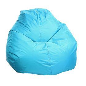 Кресло-мешок основной d110 цв 7 biruza нейлон 100% п/э