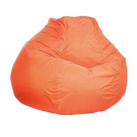 Кресло-мешок основной d110 цв 14 light orange нейлон 100% п/э