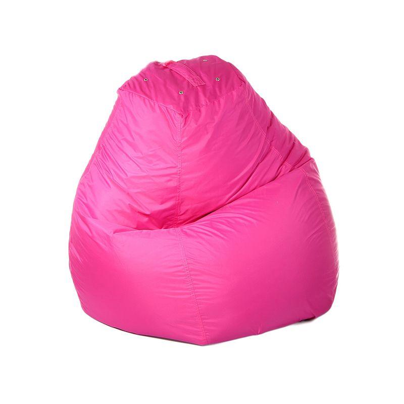 Кресло-мешок Пятигранный d82/h110 цв 15 rose нейлон 100% п/э