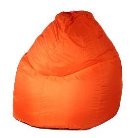 Кресло-мешок Универсальный d90/h120 цв 14 light orange нейлон 100% п/э