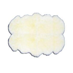 Овчина новозеландская XL 4 шк. белая