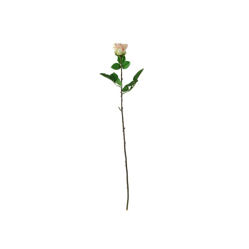 Искусственные цветы Роза розово-лиловая