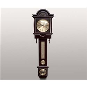Часы+ метеостанция настенные