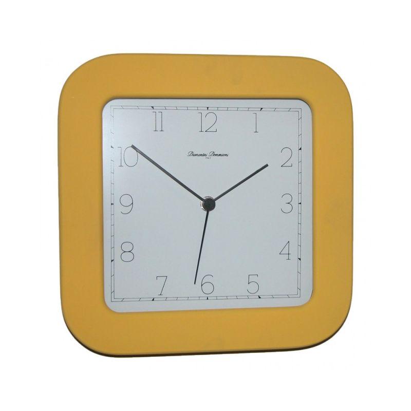 653 yell Часы настенные 25Х25