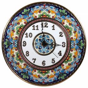 Часы настенные, 35 см, круглые