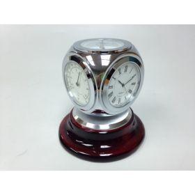 Прибор настольный (часы, термометр, гидрометр)