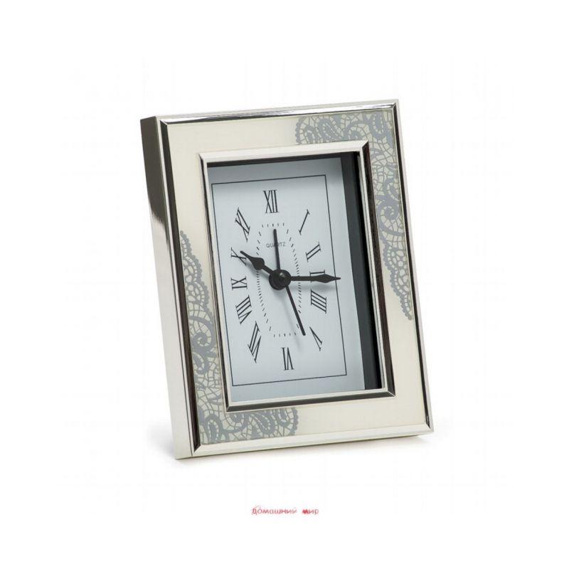 Часы настольные Perla 9x11,5см
