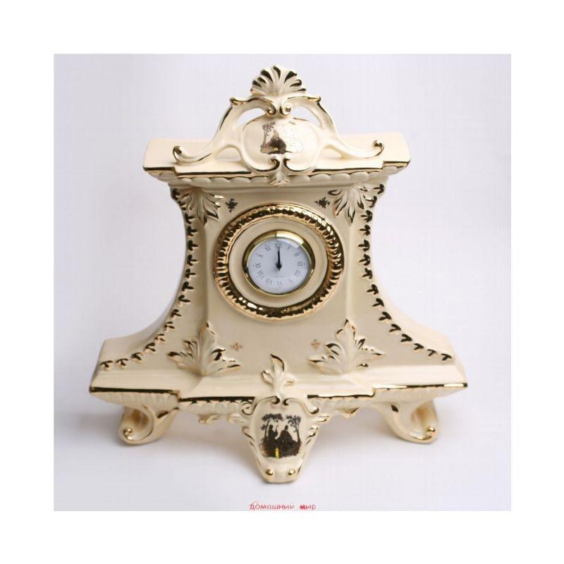 Часы настольные 43x16x45 см Барокко