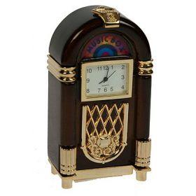 Часы настольные музыкальный автомат