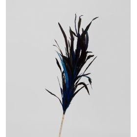 14-065 Декоративный веничек из перьев (о. Бали)