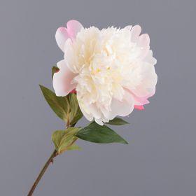 """Цветок искусственный """"пион"""" длина38 см."""