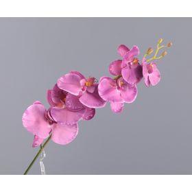 """Цветок искусственный """"орхидея"""" длина81 см."""