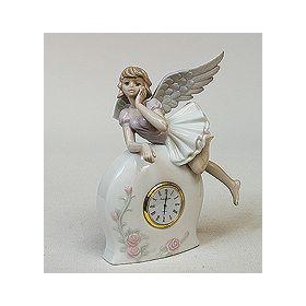 """JP-10/11 фигурка-часы """"ангел"""" (pavone)"""