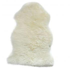 Овчина натуральная Белая XL