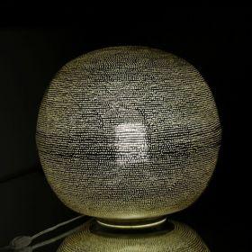 """Лампа настольная """"Ball sky"""" большой от сети"""