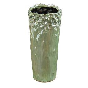 Ваза керамика перелив