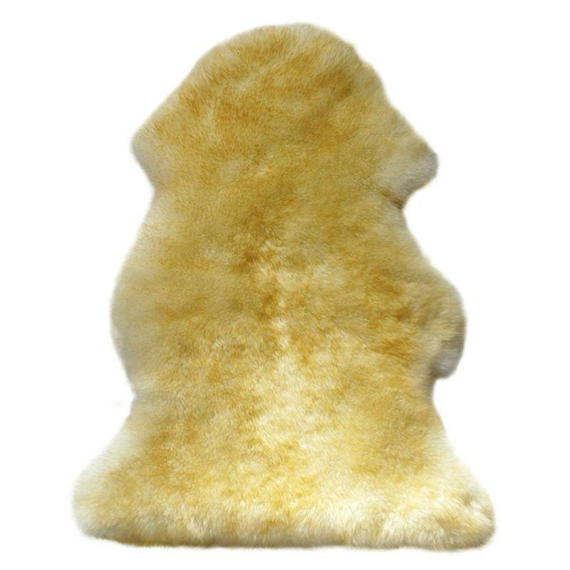 Овчина одношкурная XL палевая