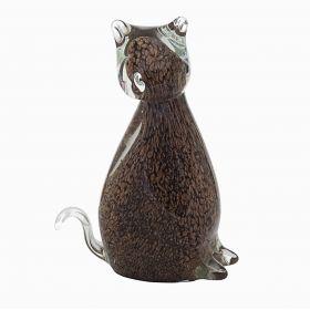 "Статуэтка ""Кошка"" коричневая"