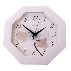 Часы настенные Интерьерные ДС-ВВ7-443 белые