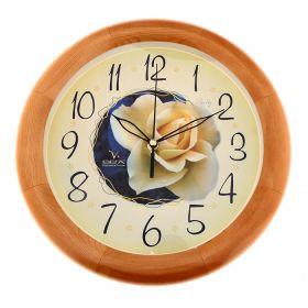 Часы настенные Классика Д1НД/7-190 Цветок дерево
