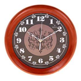Часы настенные Сюжетные Д1Д/6-101 дерево
