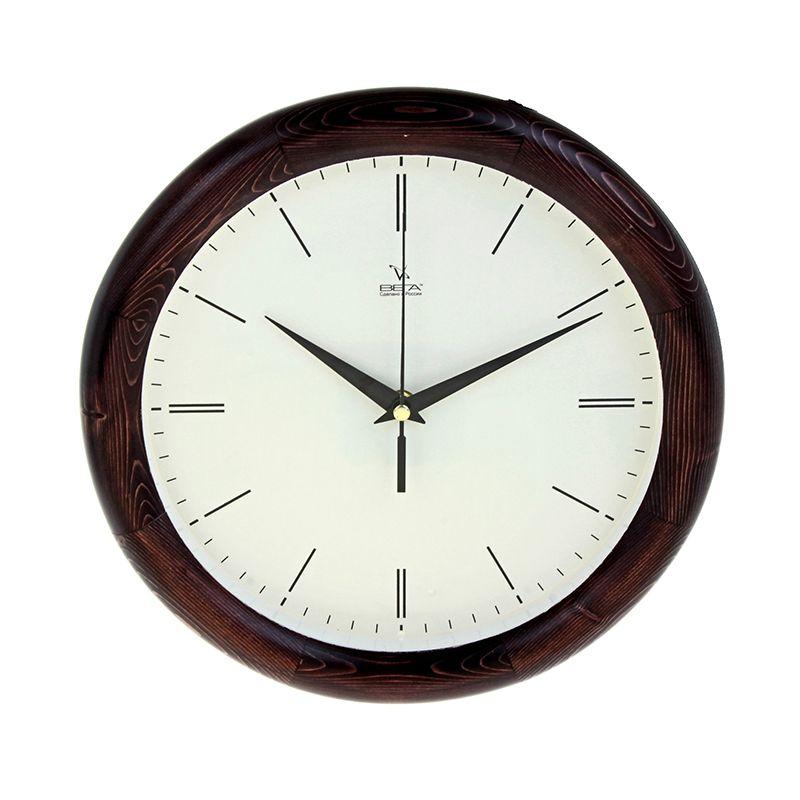 Часы деревянные Д1МДматовое/7-200