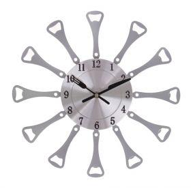 """Часы настенные кухонные """"Открывалки"""""""