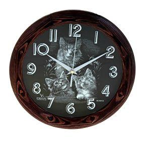 Часы деревянные Д3МД/ 6-146