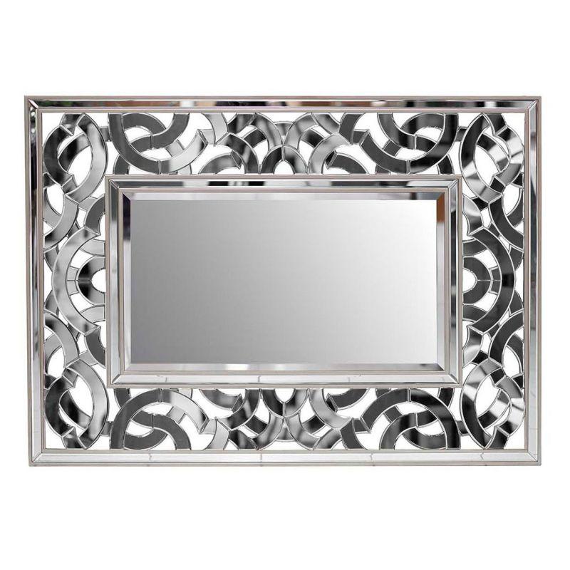 Зеркало декоративное прямоугольное резное