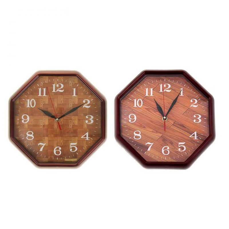Часы настенные многоугольник