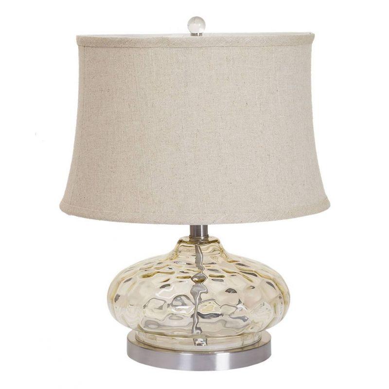 Лампа настольная, высота-46 см