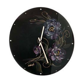 "Часы настенные ""Белла"", черные"