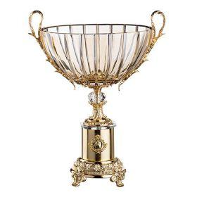 Чаша декоративная, высота-47 см