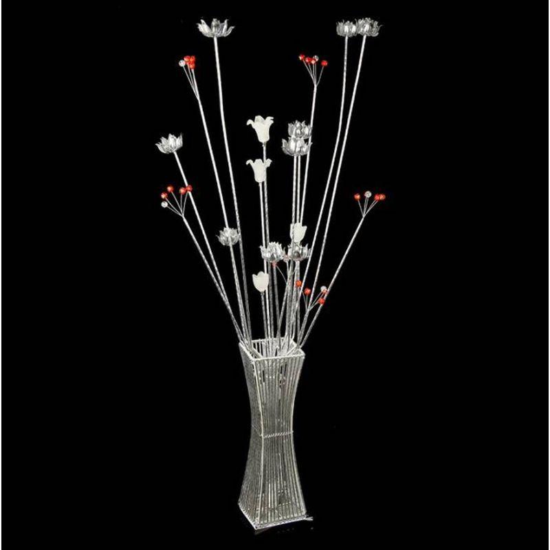 Светильник напольный Осенний букет, высота-150 см