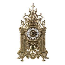 Часы каминные, высота-46 см