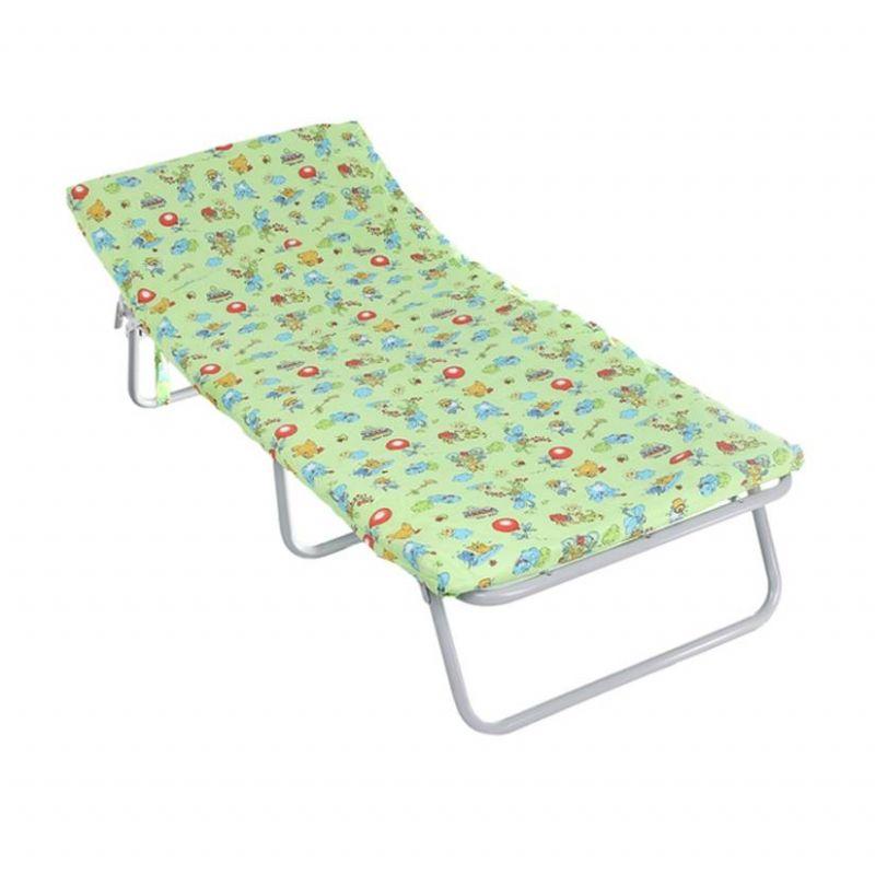 Кровать раскладная Малая с матрасом 4 см