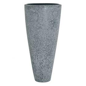 Кашпо Glitter grey