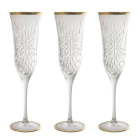 """Набор бокалов для шампанского """"Умбрия"""" 6 штук"""