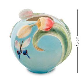 "FM- 72/ 4 ваза ""бабочки"" (pavone)"