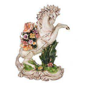 """Статуэтка """"Белый конь"""""""