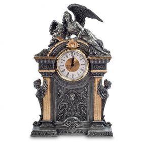 """Часы в стиле барокко """"Ангел и его дитя"""""""
