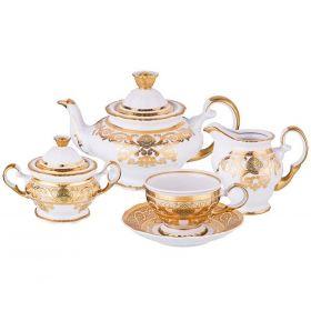 """Чайный сервиз """"Анжелика"""" на 6 персон"""
